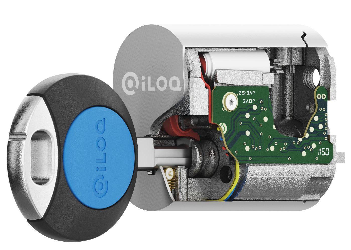 Elektromechanický zámek iLOQ S5
