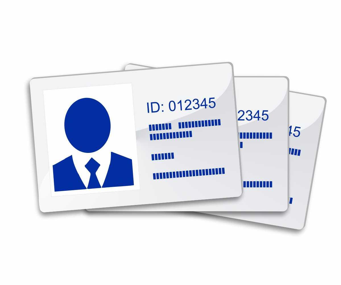 identifikační karty a RFID čipy