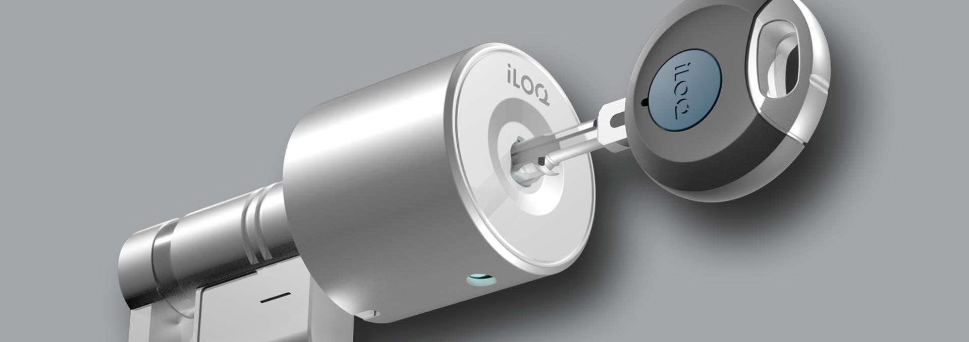 Inteligentní cylindrická vložka iLOQ